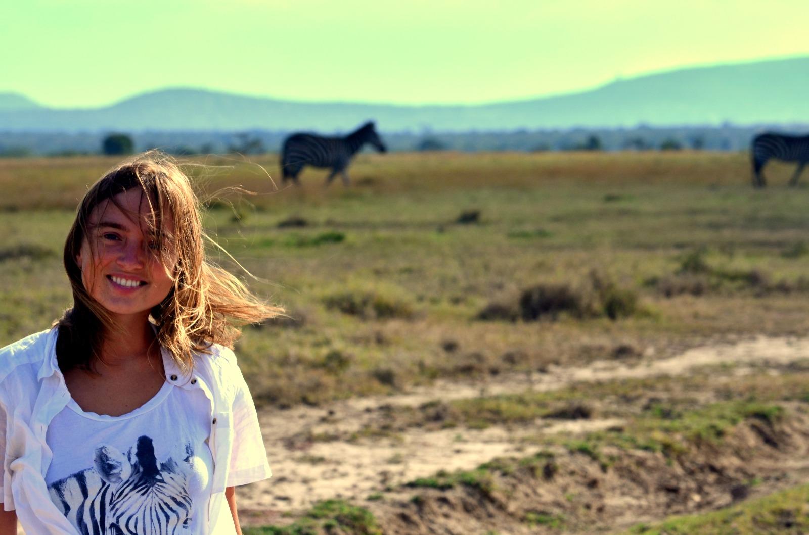 Un día de safari contado por Nadia Kolotushkina